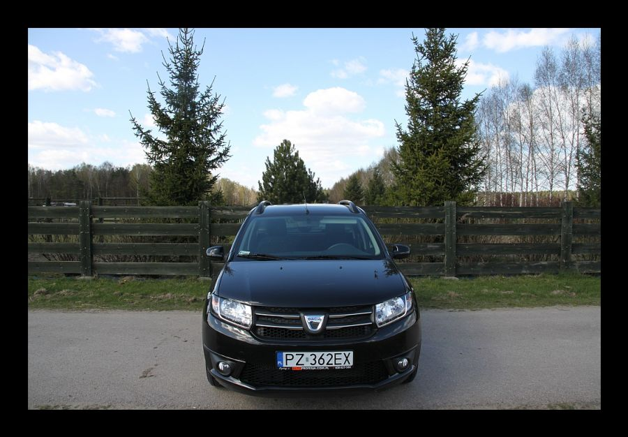 sprzedany dacia logan kombi 1 5dci 90km 2013 10 21500km. Black Bedroom Furniture Sets. Home Design Ideas