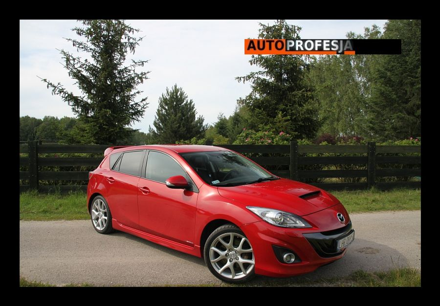 sprzedany mazda 3 mps 2 3 turbo 260km 2011 2012 1 w a ciciel. Black Bedroom Furniture Sets. Home Design Ideas